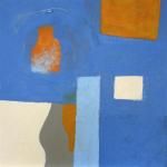 still life - blue 2